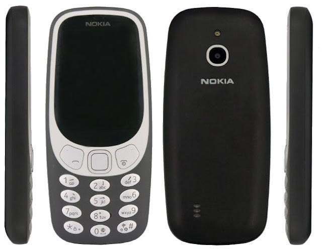 Nokia 3310 4G with 'YunOS' launched in China