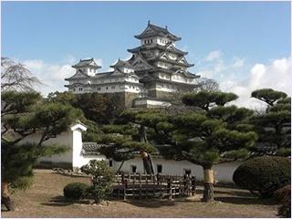 ปราสาทฮิเมจิ (Himeji Castle)