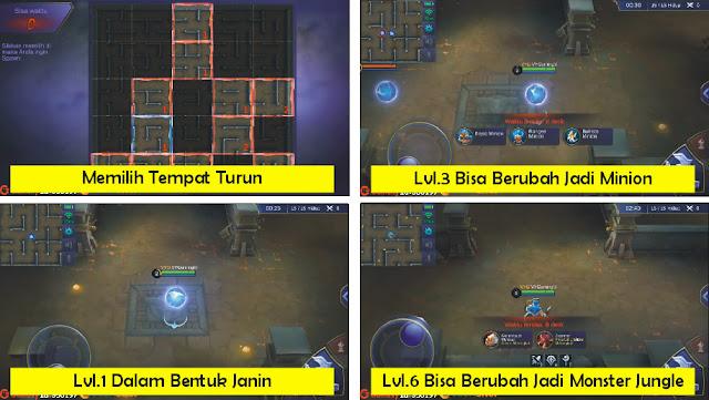 Mode Evolve Mobile Legends