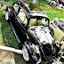 VW Fusca Itamar Com Rodas TSW Kyalami Aro 20