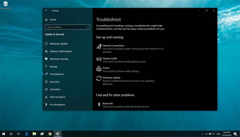 Pengalaman Troubleshooting Mendapat Peningkatan Di Next Update Windows 10?