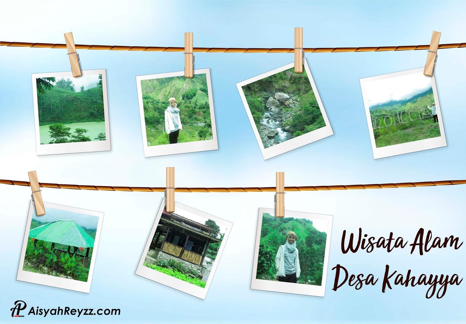 Aisyah Reyzz Blog S Kahayya Desa Dibalik Awan Kota Bulukumba