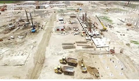 Image result for Dangote oil refinery