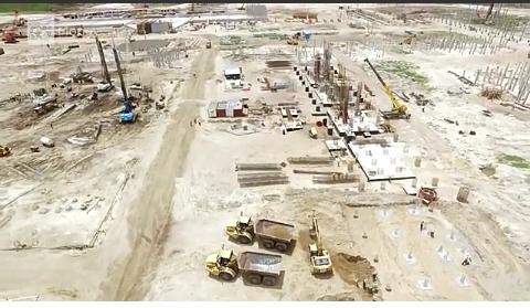 Image result for Dangote oil refinery