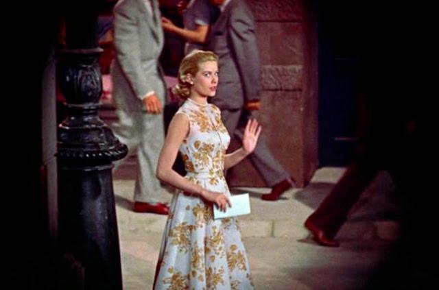 Grace Kelly sukienki