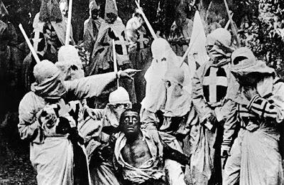 Η Γέννηση Ενός Έθνους του Ντέιβιντ Γκρίφιθ και η Κου Κλουξ Κλαν / The Birth of a Nation and KKK