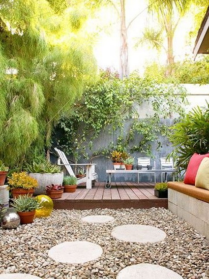 Ideas for decorating exteriors 10