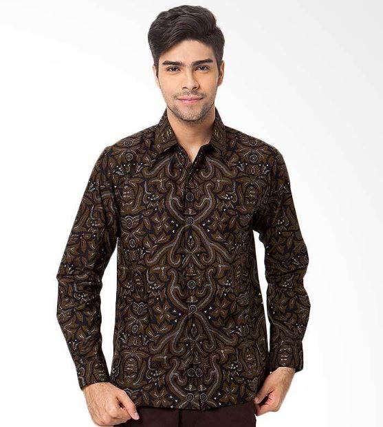 Kemeja Batik Remaja Cowok: 40+ Contoh Model Kemeja Batik Desain Terbaik 2018