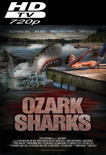 Summer Shark Attack (2016) HDTV 720p