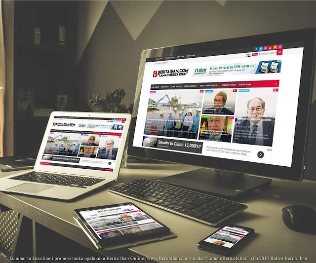 Laman Web berita Kitai