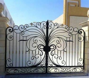 Elegant Gate Design Ideas That Will Mesmerize You - Decor Units