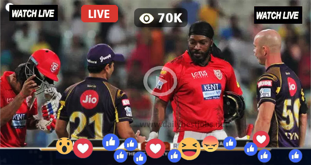 DD vs KXIP Live Streaming Online Today's IPL Match