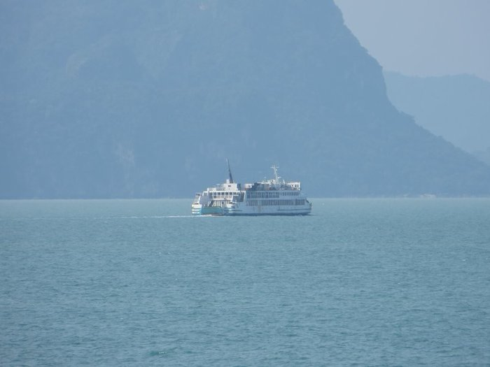 Паром от Raja ferry