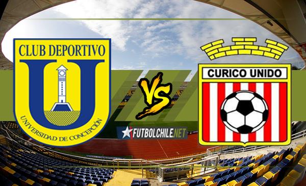Universidad de Concepción vs Curicó Unido