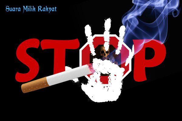 Rekaman Vidio Ayah Memaksa Anaknya Merokok Viral Di Sosmed