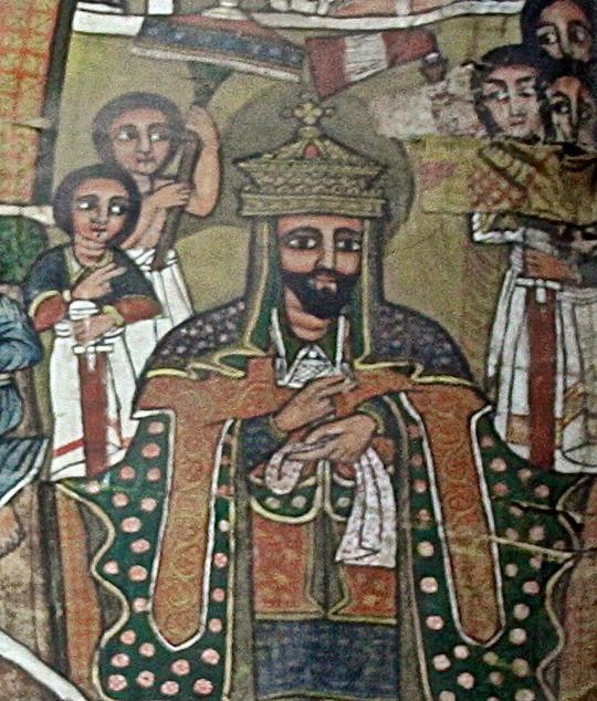 Lalibela - Ethiopian King