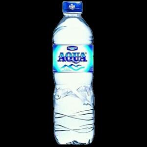 Aqua Botol Bussid