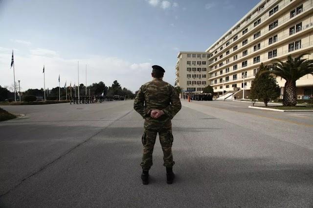 Στρατός Ξηράς: Τακτικές Ετήσιες Κρίσεις Ανθστων και Υπξκων ΑΣΣΥ-Εθελοντών-ΕΜΘ 2021-22 (2 ΕΔΥΕΘΑ)