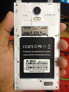 X-BO-V3+MTK 6572 Scatter Firmware 100% Tested Without Password