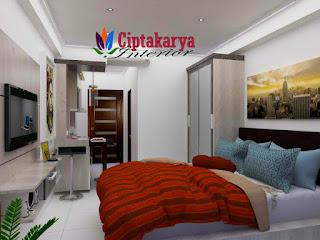 interior-apartemen-studio-murah