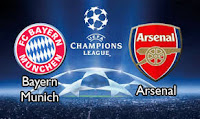 Hasil Video Bayern Munchen vs Arsenal 14 Maret 2013