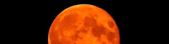 Super Lua, Lua Azul e Eclipse Lunar no mesmo dia - 31 de janeiro
