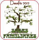 Desafío Cargada con libros: 10 sagas familiares en 2013