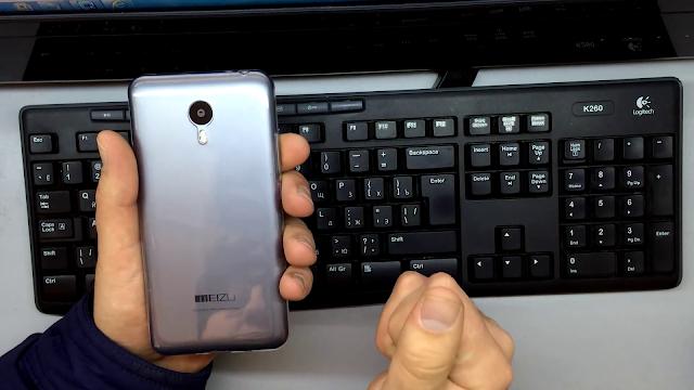 Reset Hard Meizu M2 Note  allow reset