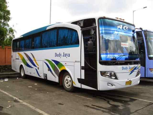 sejarah PO Bus DEDY JAYA
