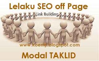 membuat backlink dengan mudah