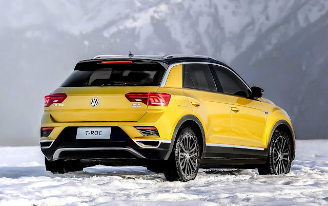 Volkswagen T-ROC China