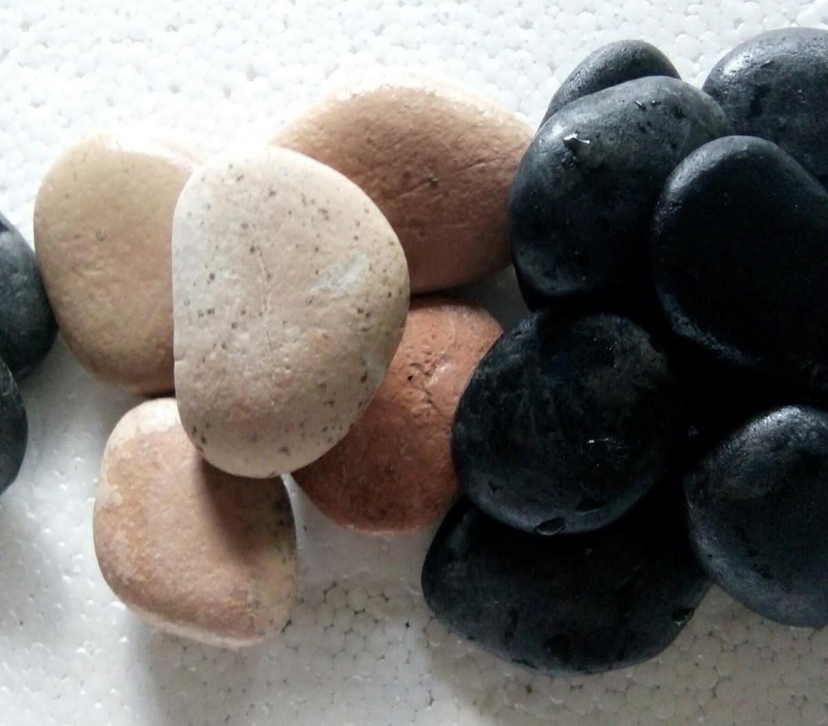 Cara Membuat Batu Koral Hias dari Bahan Semen ~ Kerajinan ...