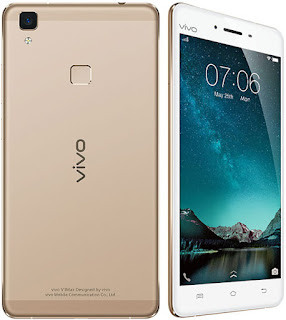 Firmware Vivo V3 Max PD1523F Tested