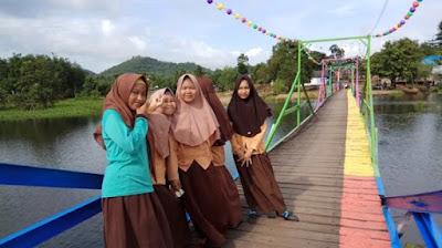 wisata danau Tamiang