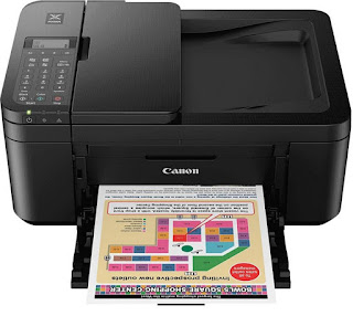 this multifunctional printer tin terminate duplicate Canon PIXMA TR4540 Drivers Download And Review