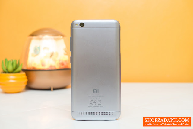 xiaomi redmi 5a dark grey review