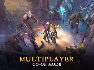 Dungeon Hunter 5 v2.5.0l Mod APK+DATA Terbaru (Update)