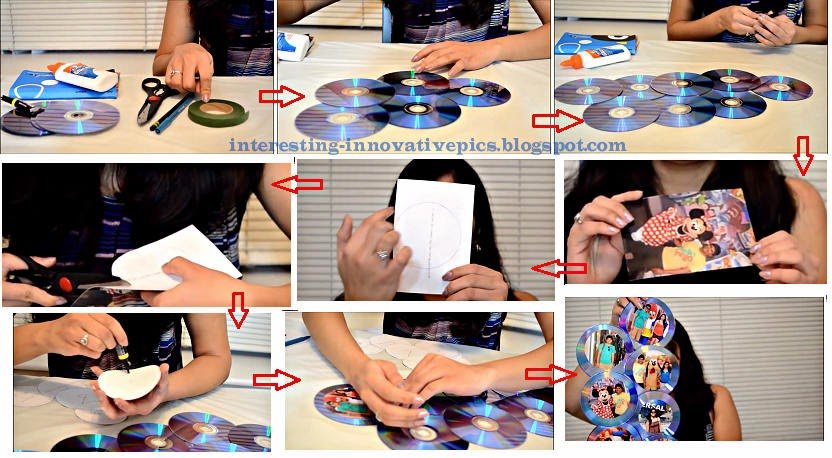 93 Craft Making With Waste Material Step By Step Art And Craft