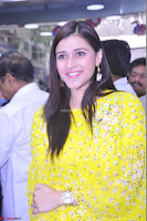 Mannara Chopra Looks Cute in Yellow Salwar Suit ~  Exclusive 15.JPG