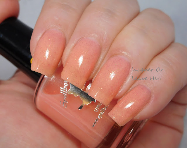 Spellbound Nails Late Bloomer