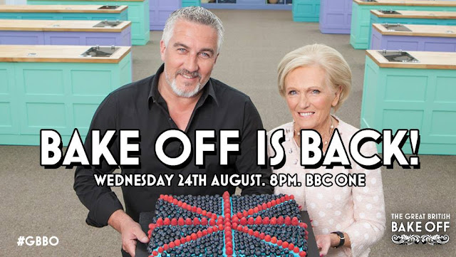 GBBO is back 2016