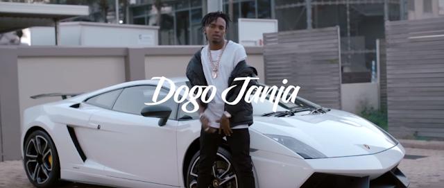 VIDEO: Dogo janja - Banana (Official Video) || Mp4 Download