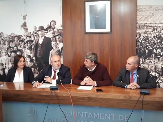 La Generalitat subvencionará proyectos para preservar el patromonio cultural de Alfàs del Pi y Guardamar del Segura