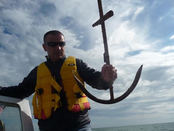 Арабатская стрелка. Рыбалка