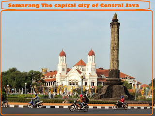 The capital city of Central Java