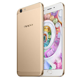 Root Oppo F1s New Edition