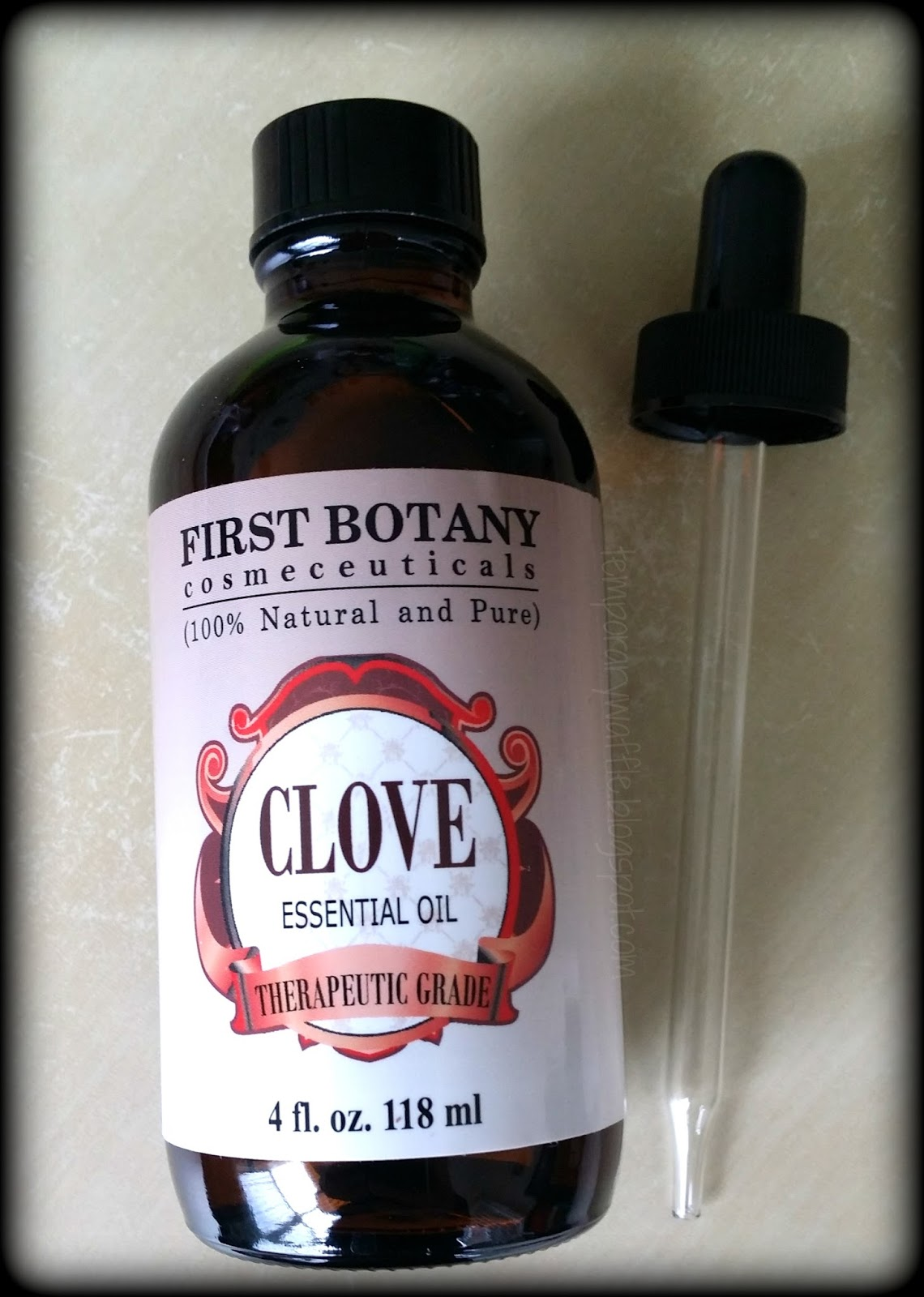 how to make essential clove oil