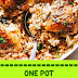 One Pot Garlic Butter Chicken And Rice #chickenrecipes #onepot