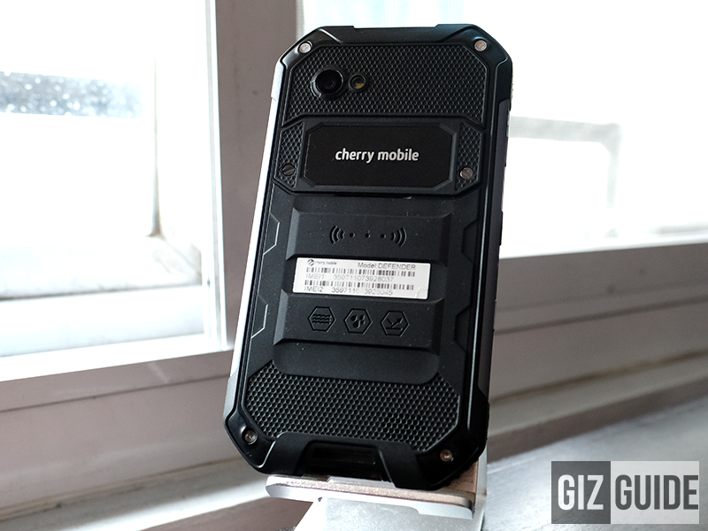 Cherry Mobile Defender Review