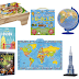 10 Travel Themed Toys & Books For Young Kids